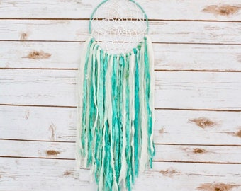 Spring Rain Dream Catcher