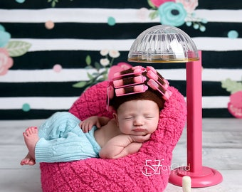 Newborn posing chair/ pod cover. Cover only