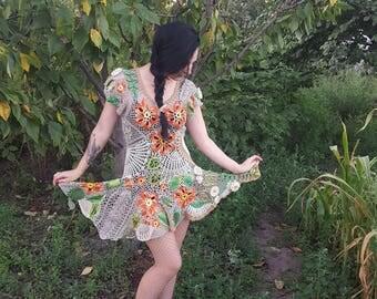 "Dress ""Memories of Summer"""