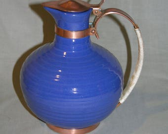 Bauer Pottery Ring Ware Coffee Server / Carafe