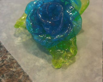Edible candy roses