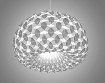 Ellipse ES3 Pendant Light - ADAMLAMP - with diffuse light