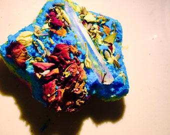 Herbal Stone Galaxy Bath Bomb
