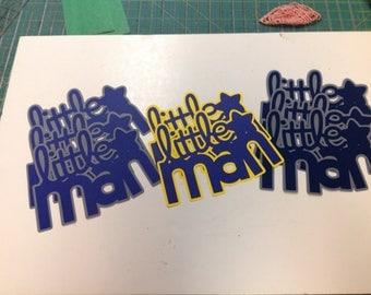 little man phrase custom order