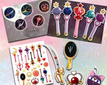 OUTER THIS WORLD Senshi Gift Pack
