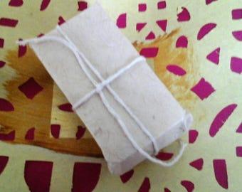 Patchouli & Neroli Shea Butter Soap Djinn Mini 3 oz