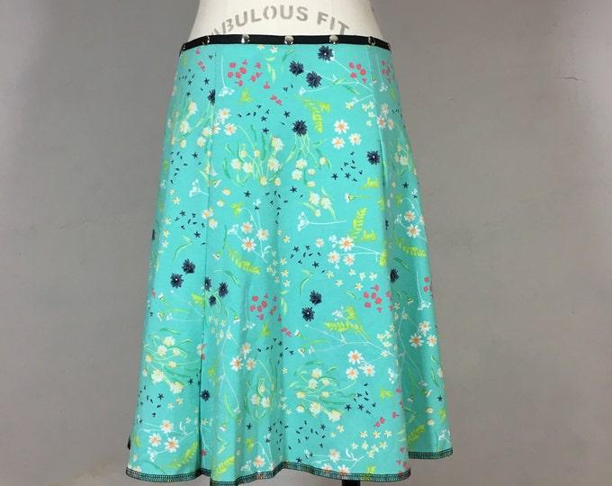 Snap Around Skirt, Wild Flirt by Erin MacLeod