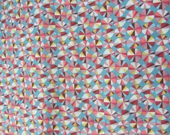 Anna Maria Horner Sundials Field Study - cotton fabric Freespirit Fabrics