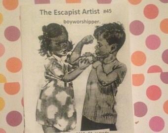 The Escapist Artist  zine #45