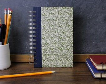 Recycled Book Journal, Notebook, Sketchbook, made from altered Readers Digest Condensed book