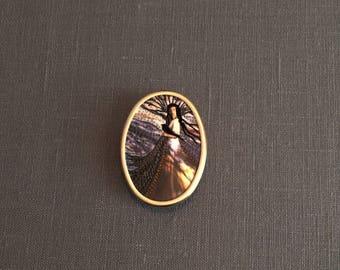My Lady Brooch/Shawl Pin Series... My Lady #5