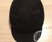 RESERVED Standard Cotton Canvas Cap (black)