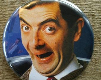 Mr Bean Pocket Mirror