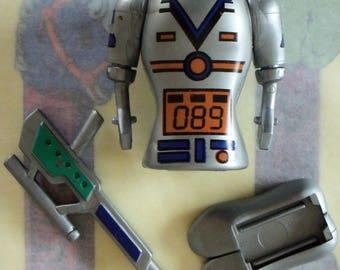 Vintage / PEZ Body Parts / Second Series / Space Robot
