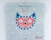 2017 Mini Cat Calendar