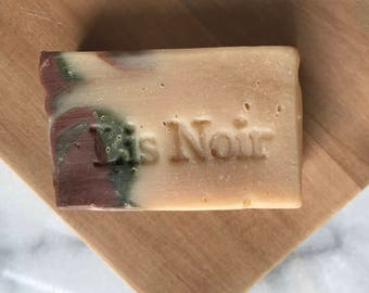 Patchouli Shampoo Face And Body Bar Light Weight Normal Thin Oily Hair Types