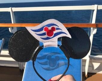 Magical Cruise mouse ears