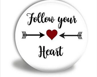 Pocket Mirror - Follow Your Heart M008