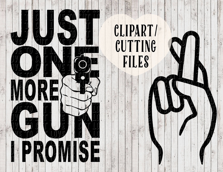 I Study Triggernometry Svg File Gun Svg Firearm Svg 2nd