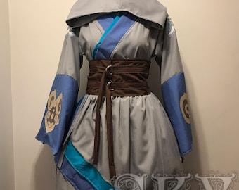 Mei Kimono Dress
