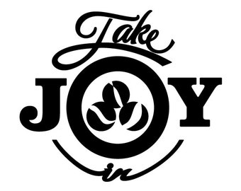 Take Joy In Marbles Decal