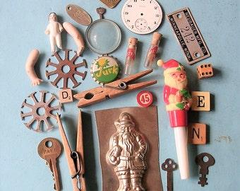 Vintage Lot Vintage Watch Parts Vintage Candy Mold Vintage Keys Antique Doll Antique Doll Arms Vintage Tag