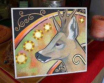 Roe Deer as Totem