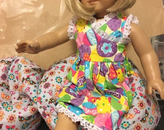Doll bean bag chairs  fit American girl dolls