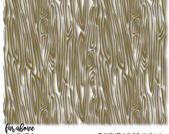 Wood Grain Pattern Use to Cut your own Shapes or Designs! - SVG, DXF, png, jpg digital cut file for Silhouette or Cricut