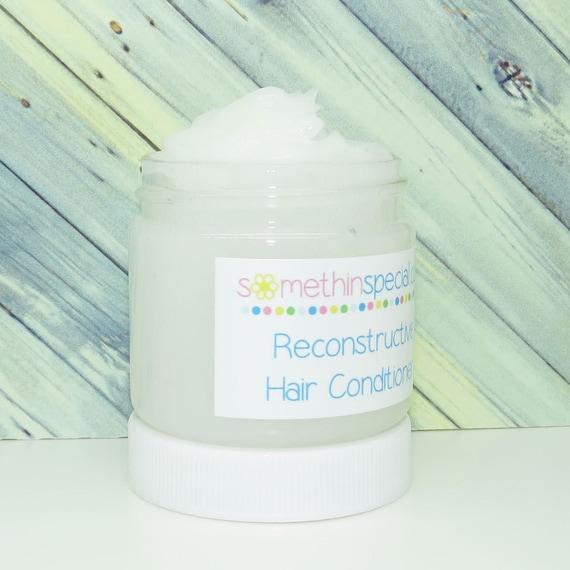 Coconut Craze Reconstructive Hair Conditioner, Daily Conditioner, Hair Detangler, Hair Moisturizer, Hair Treatment, Soft Hair