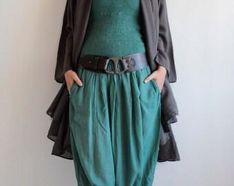 Jump Suit (1429) / Tube Pants / Harem Pants / Elestic Suit / Funky Jump Suit