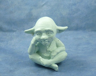 Gilbert the Goblin - Resin Fantasy Sculpture