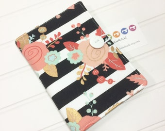 Coupon Holder, List taker, Notepad Holder, Passport holder, grocery list organizer, Budget book, Cash wallet, Fabric journal, Writers gift