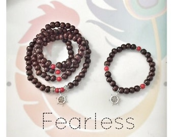 DIY - Make Your Own Mala Beads Kit - FEARLESS