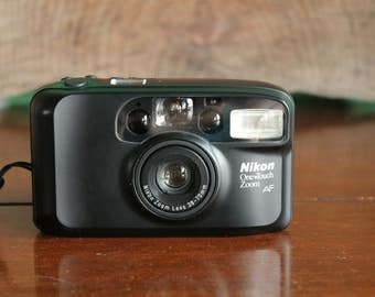 Nikon One Touch Zoom AF camera working