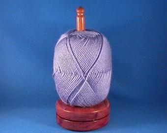 Cedar Yarn/Thread Holder - Specialty Lacquer Finish