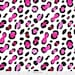 Leopard Print Fabric - Pink Watercolor Leopard By Katerinaizotova- Pink Watercolor Animal Prin Cotton Fabric By The Yard With Spoonflower