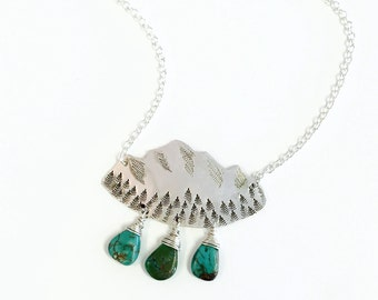 Turquoise Vistas Necklace