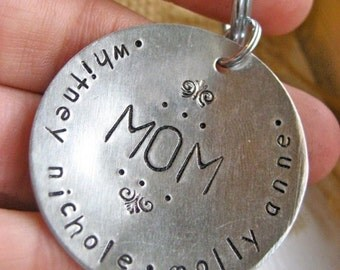 For Mom Keychain