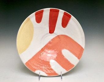Modern Tropical Design; Serving Bowl; Functional Fine Art; Island Style