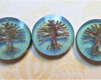 Tree of life Agua 22mm