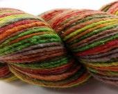 Cascade, Casablanca, Wool, Silk, Mohair, DK, Oranges, Color 9