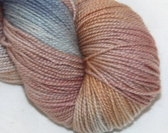 Skipping Stones--Twisted Top Cat--MCN fingering