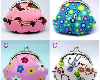 BIG SALE - Small clutch / Coin purse (GP16)
