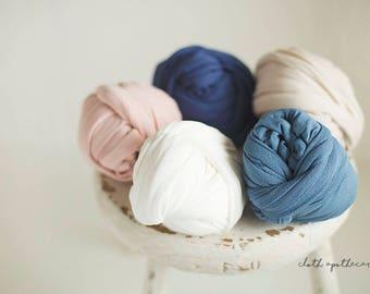 Stretch Knit Wrap - Baby Wrap - Newborn Wrap - Matte Knit Wrap - Newborn Photo Prop - Newborn Stretch Knit Wrap - Choose Color - Photo Prop