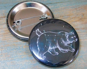 Ursa Major Constellation Badge 38mm (x1)