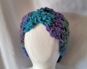 Scarves and headbands
