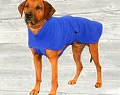 Great Dane Windpro Fleece Dog Jacket, custom made just for your dog