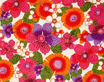 Robert Kaufman - Laurel Canyon - Bright Floral - Fabric by the yard SRK16917195