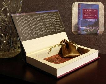 Hollow Book Safe (The Silmarillion)